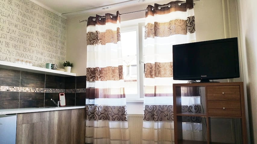 Beautiful city center apartment in Bratislava - Bratislava - Apartment