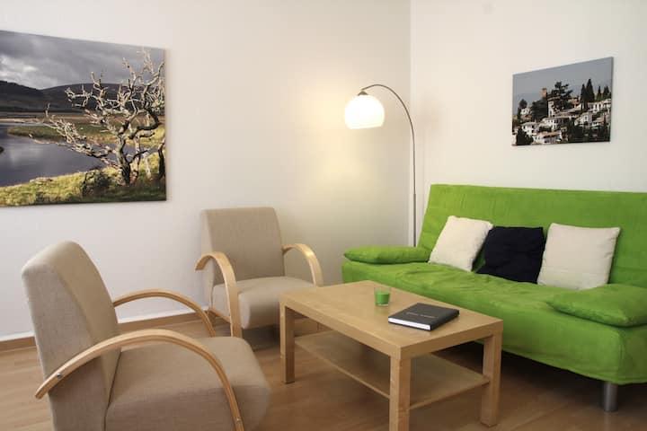 Friendly modern 3-room-apartment