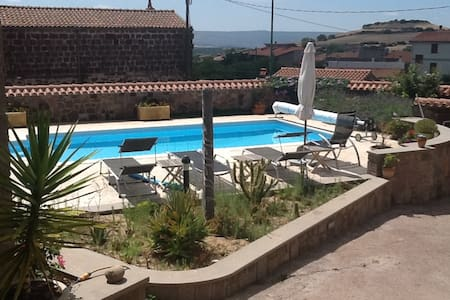 Sard Paradise guest house with swimming-pool