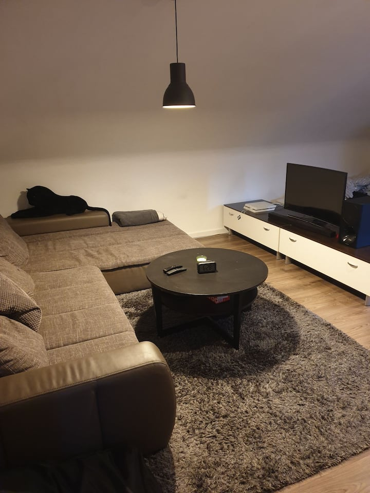 Comfortable apartment close to Koelnmesse/ Deutz