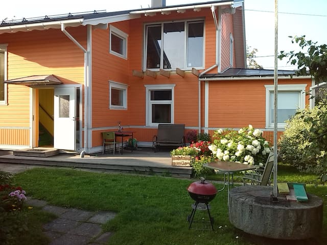 Weekend Festival house for rent! - Pärnu - House