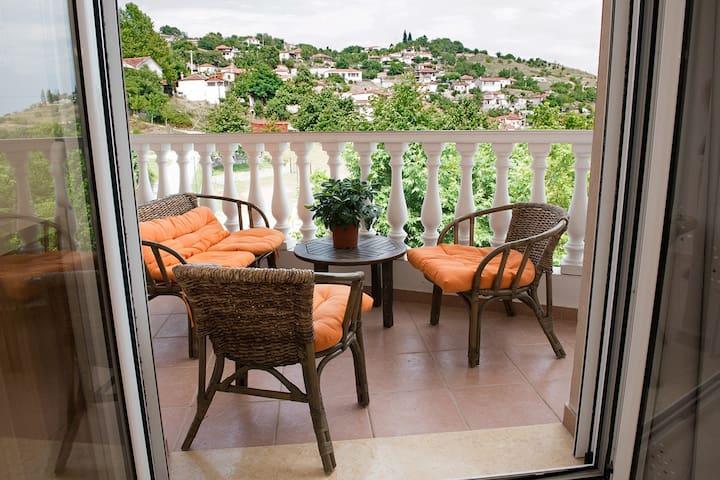 Agrelia cozy flats  close to Trikala and Meteora