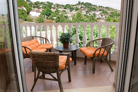 Agrelia cozy flats  close to Trikala and Meteora