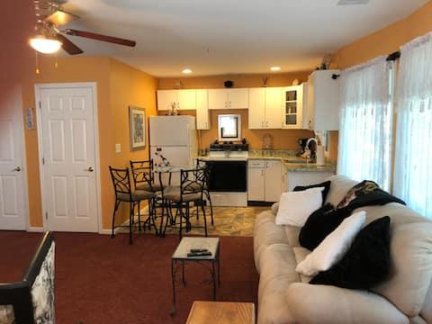 Comfortable Entire Guest Suite