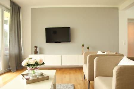 Familienfreundliches Appartement für 1-5 Gäste - Ulm