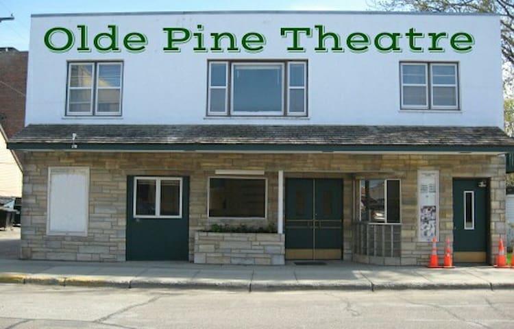 DIRECTOR'S SUITE (Olde Pine Theatre)