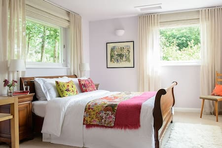 Contemporary B & B in North Devon - South Molton