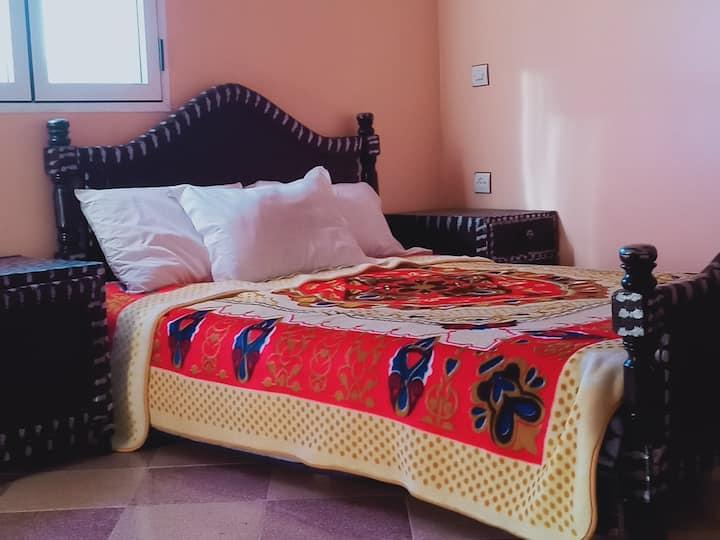 Dar Ikram : Appartement T2 avec petite cours
