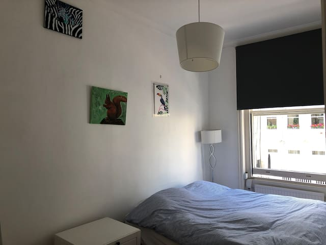 Lovely & Bright Double Bedroom in Kensington