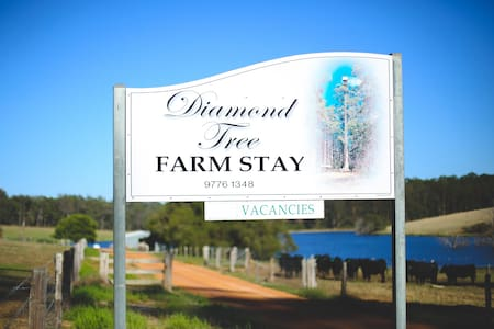 Diamond Tree Farm House - Manjimup