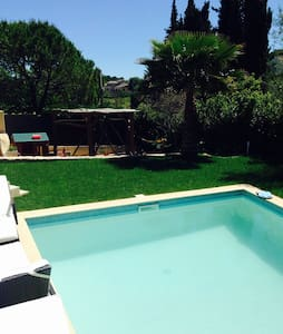 Family friendly villa in Valbonne with pool - วัลบอนเน