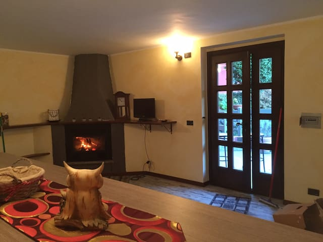 Casa vacanza Lago+ Montagna - Dubino - House
