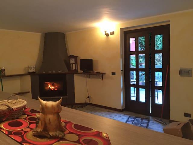 Casa vacanza Lago+ Montagna - Dubino - Rumah