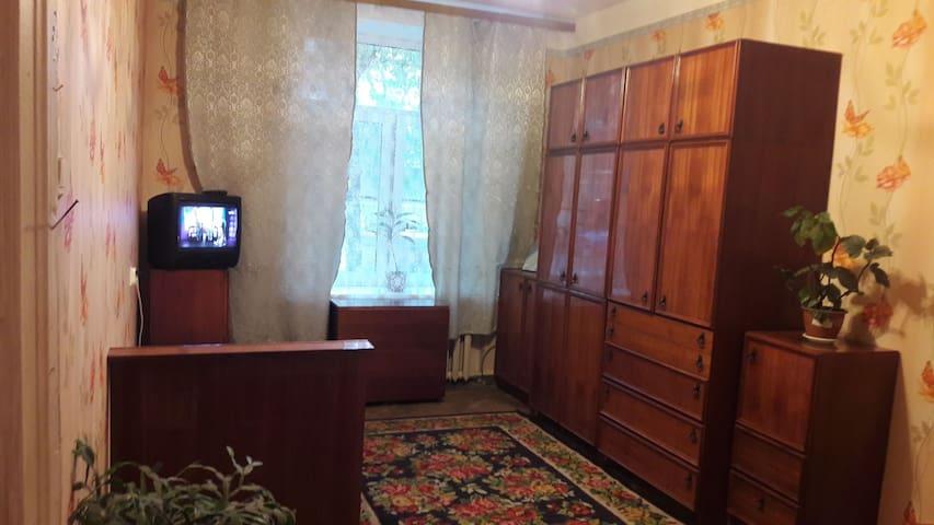 Комната в красивом доме