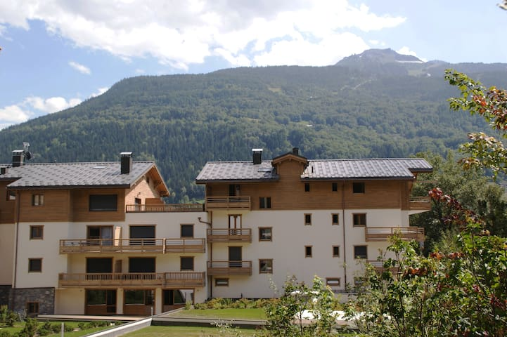 APPARTEMENT 4 PERSONNES BOURG ST MAURICE