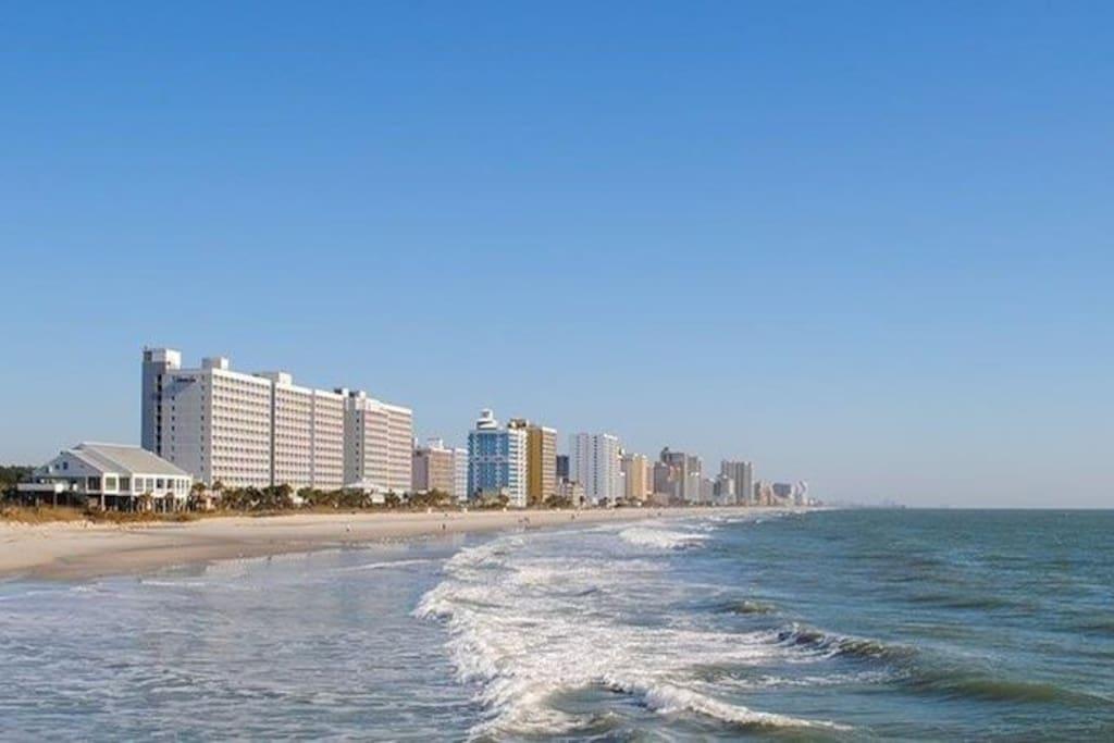 Beach House For Rent Myrtle Beach South Carolina