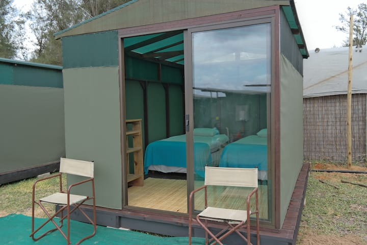 PONTA BEACH CAMPS - BEACH FRONT-STANDARD UNITS