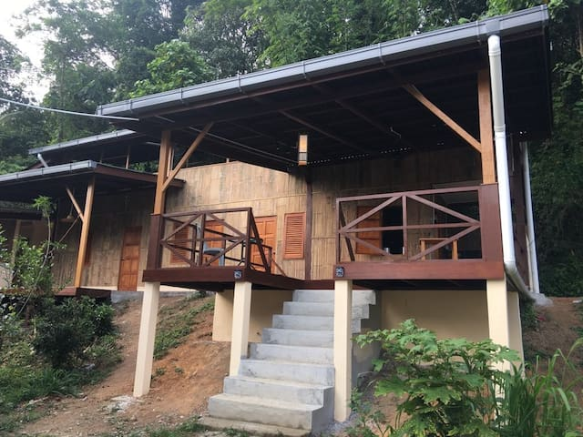 The Fusion Longhouse @ Magick River