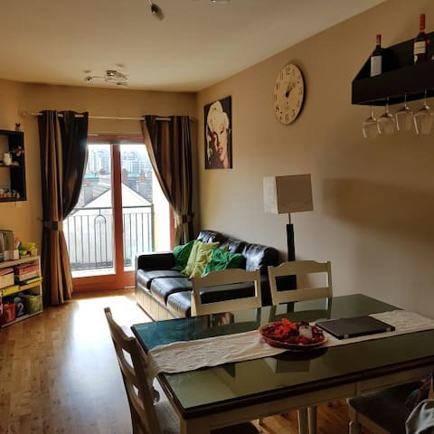 Warm,Cosy and New Apartm Dublin City for 2 persons - Dublin - Lägenhet