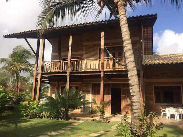 Villa Flechakite na praia de Flecheiras Trairi CE - Flecheiras - Дом