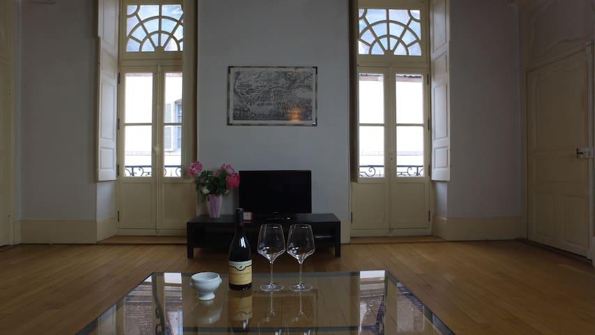 Appartement au coeur de Nuits-Saint-Georges