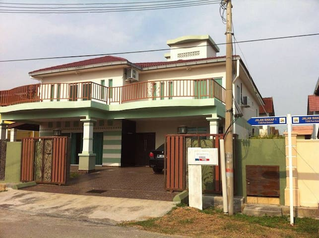 Port Dickson Holiday Homestay Villa