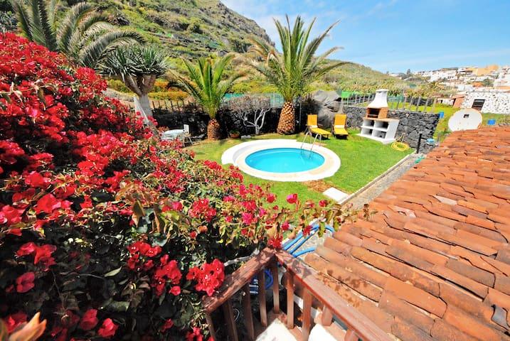 Casa Las Aguas - San Juan de la Rambla - Talo
