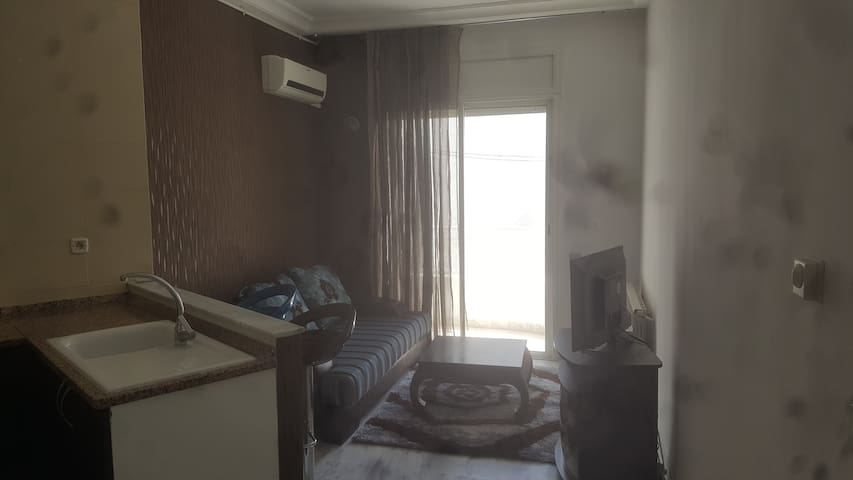 Furnished 1br apartment - Tunis