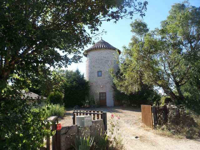 Le Moulin de Payrot - Aujols - House