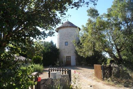 Le Moulin de Payrot - Aujols - Haus