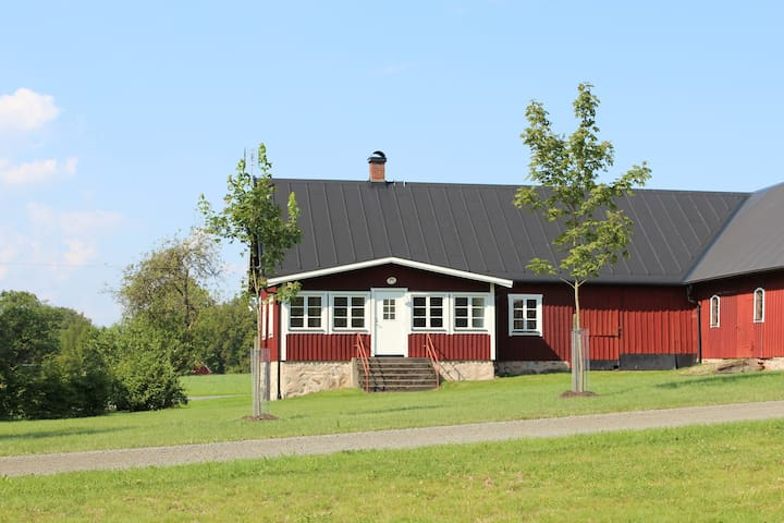 Källstorps Gästboende Stora Huset - Perstorp Ö - Hus