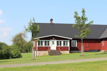 Källstorps Gästboende Stora Huset - Perstorp Ö