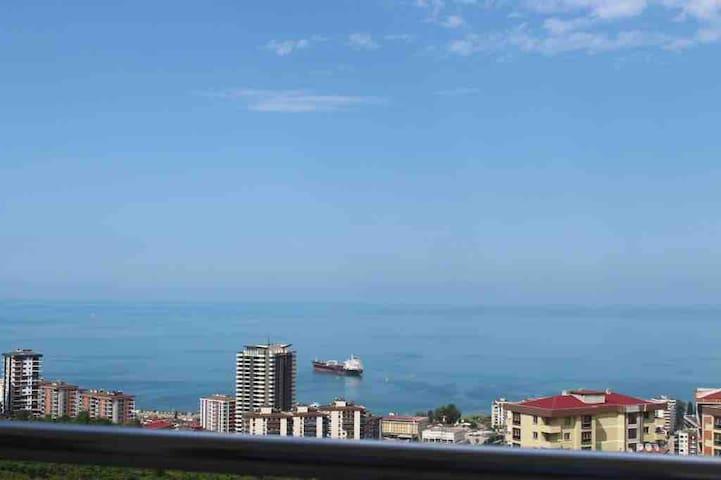 Trabzon Yomra kaşüstü3+1 LÜXdaire Panorama kaşüstü