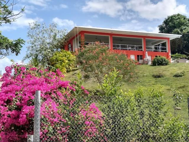 5 Bed Home - El Espino de San Carlos