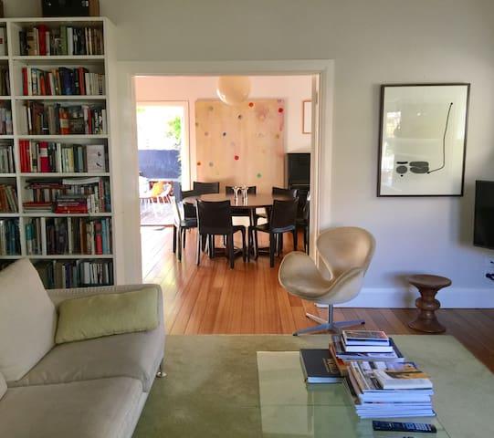 Lovely, light-filled family home - Melbourne - Haus