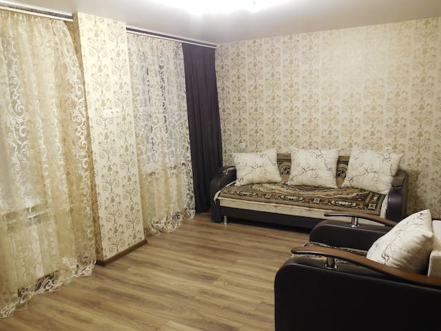 2-x комн. квартира с евро-ремонтом - Voronezh - Apartamento