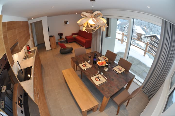 Wonderful apartment with 2 bedrooms
