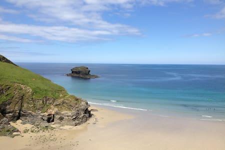 Spectacular Cliff Edge Home - Portreath