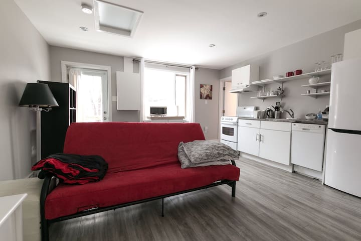 Modern, 1 Bd Apt Churchill Sq area - St. John's - Appartement