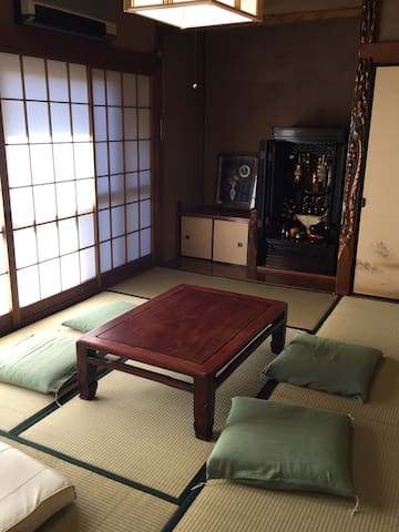 Traditional Japanese Zen House - Kita-ku - House