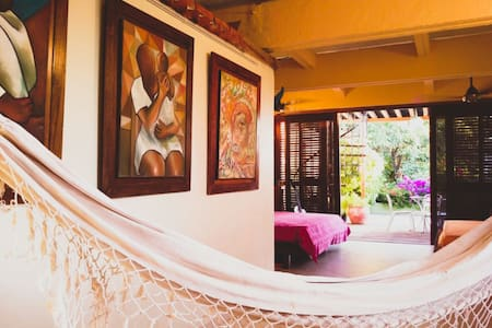 A place for Chilling out in Getsemaní - Cartagena