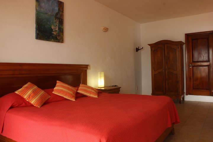 Master Suite en Hotel Casa del Río