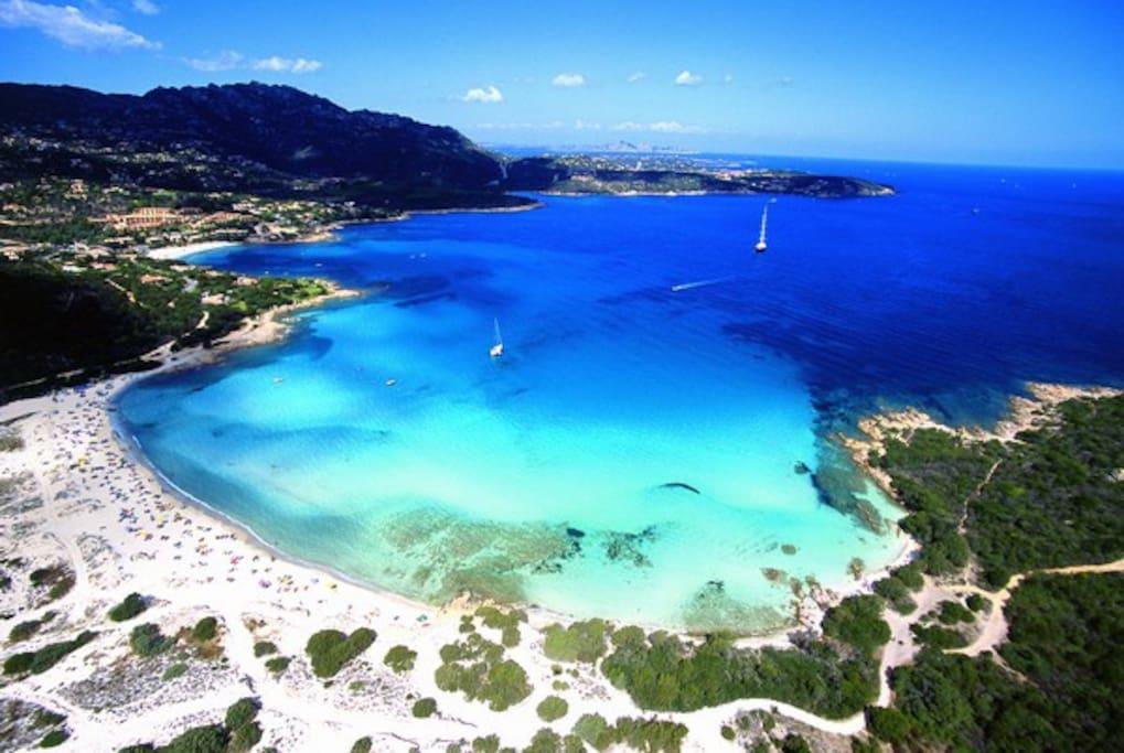 Spiaggia Rena Bianca,vicinissima !!!
