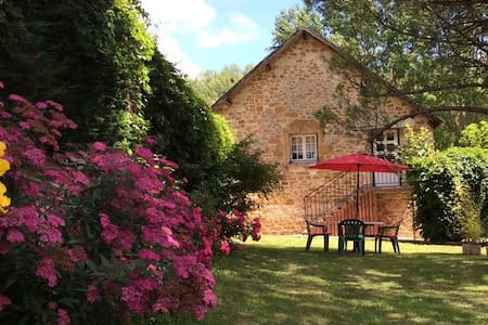 The Moulin du Boisset Cottage - Saint-Denis-lès-Martel - 自然小屋