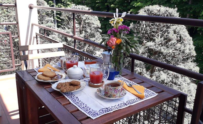 Parmigiano Bed & Breakfast - Parking