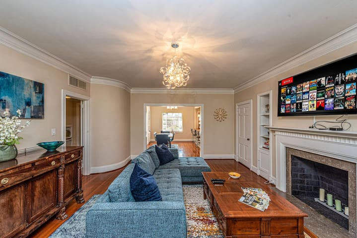 Charming 2BR 1st Story Condo