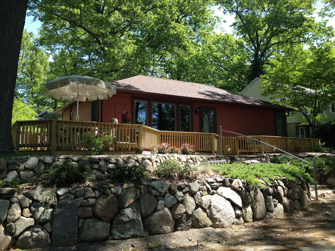Ackley Lake Cottage - Perfect Family Getaway