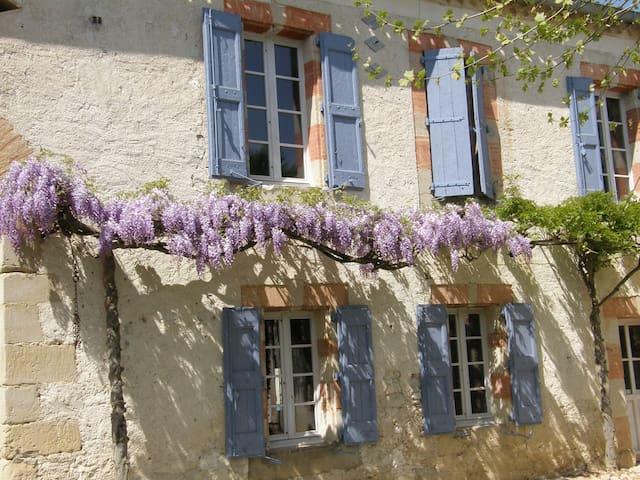 Cottage 5 personnes dans un lieu de charme - Damiatte - House