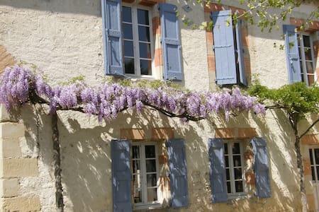 Cottage 5 personnes dans un lieu de charme - Damiatte