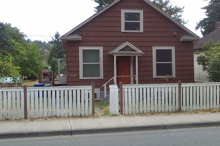 Quiet home close to airport downtown and Boeing - Tukwila - Apartamento